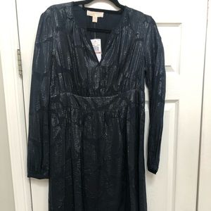 Brand New With Tags Michael Kors Midi Dress